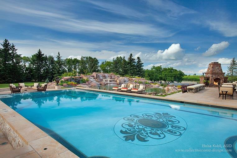 Nice Backyards with Pool